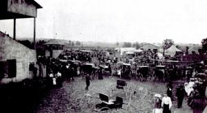Early Boonville Fair 1800s
