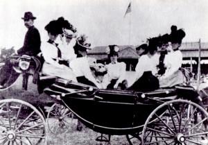 Boonville Fair History