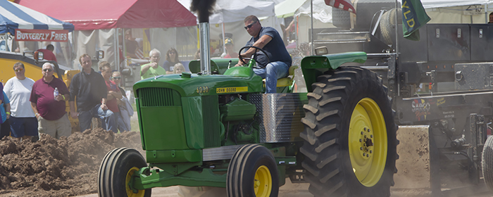 Annual Tractor & Truck Pulls - Boonville-Oneida County Fair